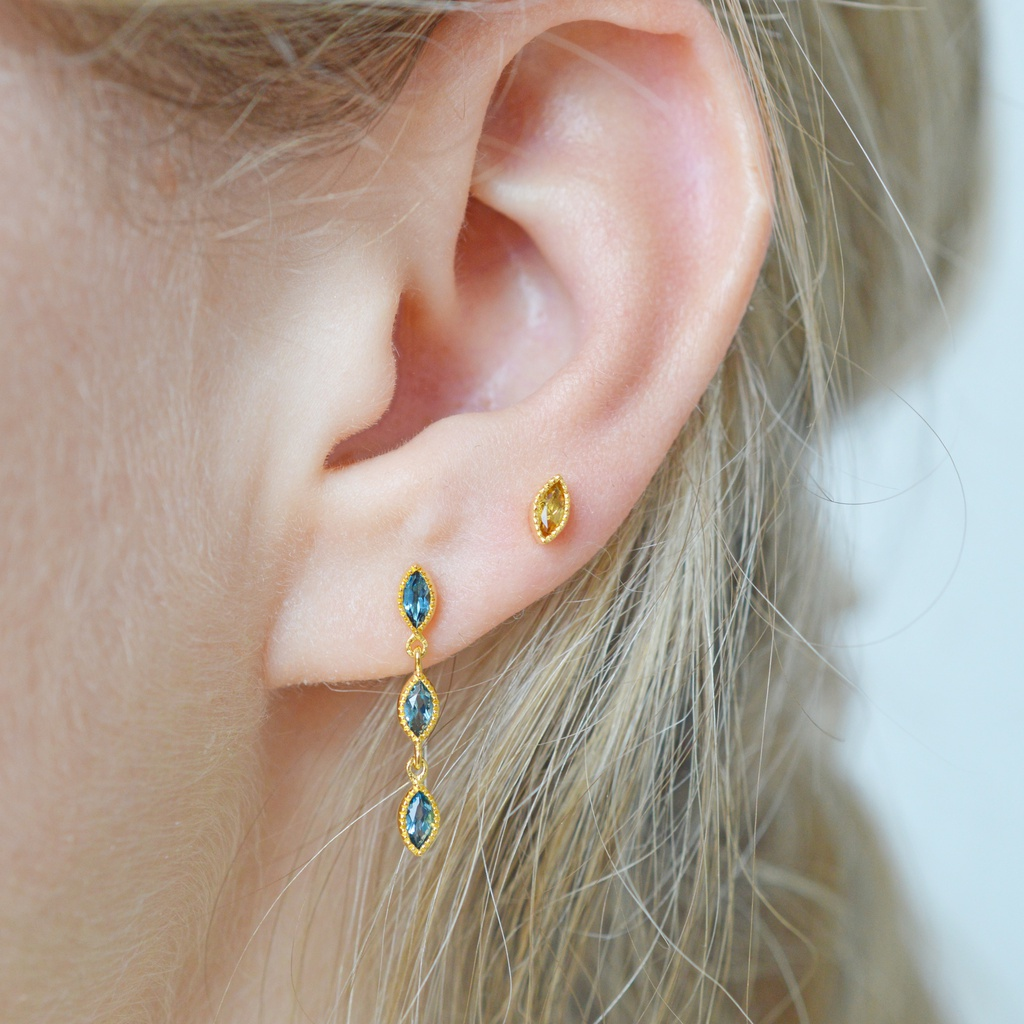 Marigold Earring (Single)
