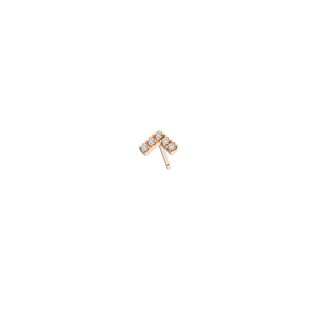 Agra (Single) Earring