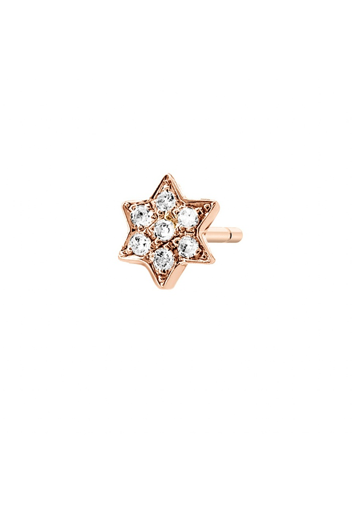 Star (Single) Earring
