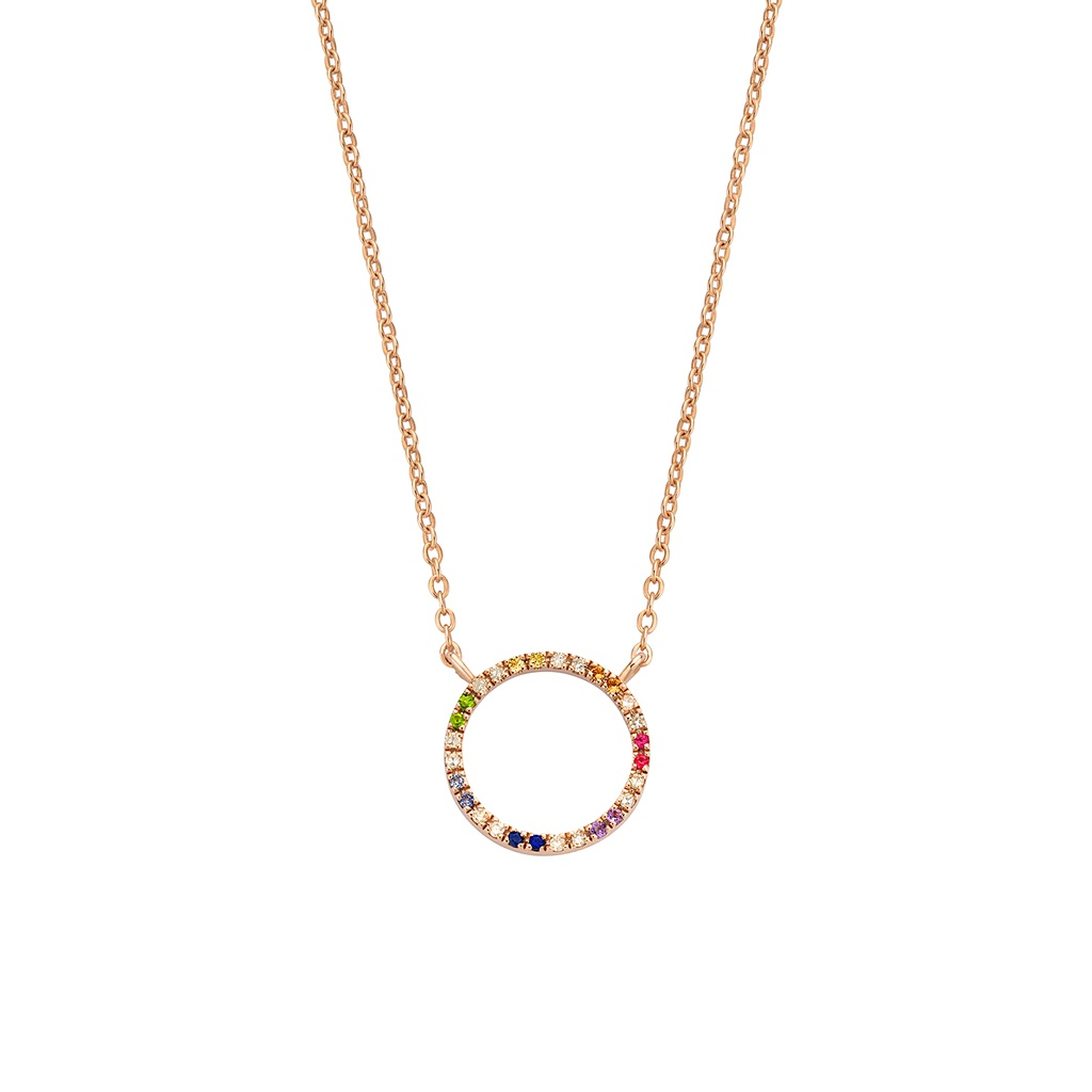 Seventh Circle of Life Necklace