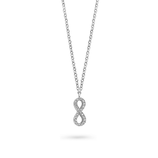 [M122] Infinity Necklace