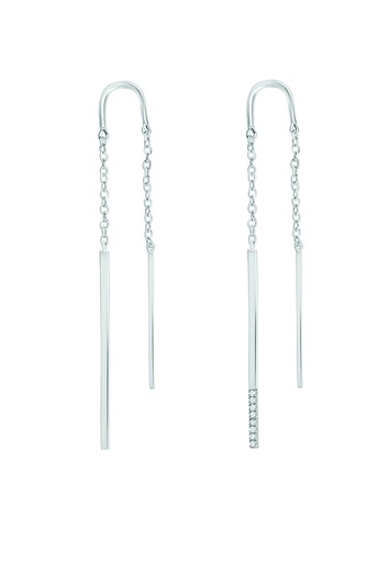 [M363] Double Linea Earring