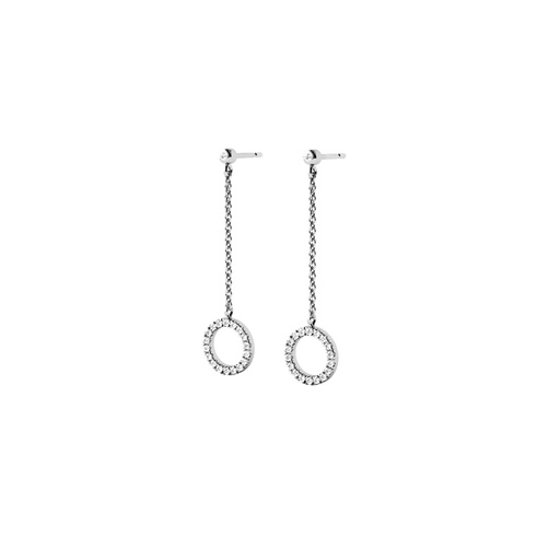 [M485] Circle of Life Earring (on chain)