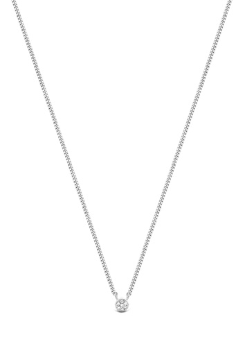 [M506] First Diamond Necklace