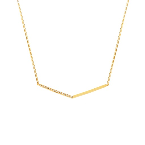 [M743] Floating Necklace