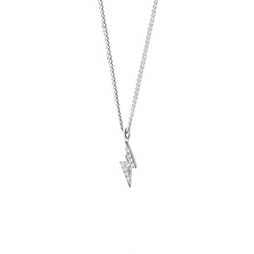 [M994] Thunder Diamonds Necklace