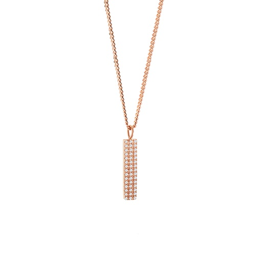 [M1023] Tarmac Necklace (XL)