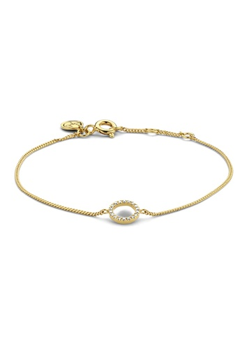 [M1312] Small Full Circle of Life Bracelet