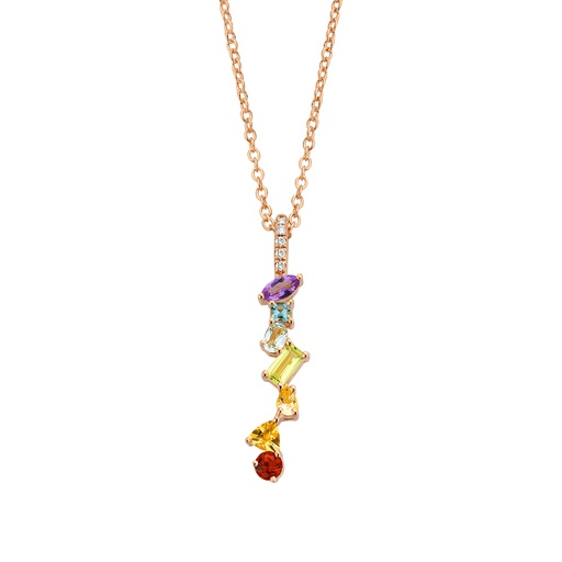 [M1400] Seventh Necklace